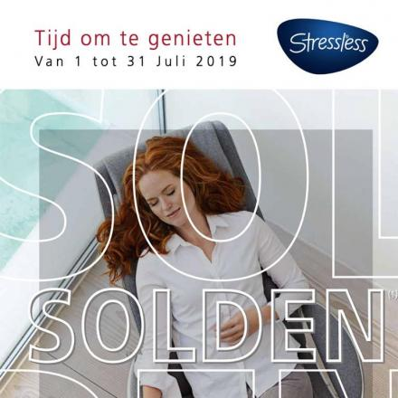 Summer Sales Stressless - Vandermeeren Interieurs