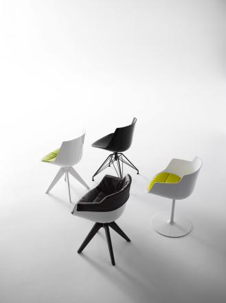 Flow chair - Vandermeeren Interieurs